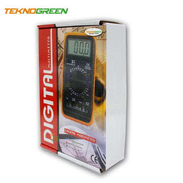TeknoGreen MY-64 Dijital Multimetre